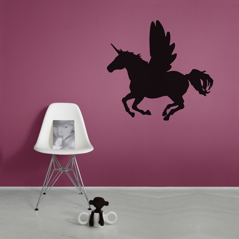 Interieurstickers Unicorn