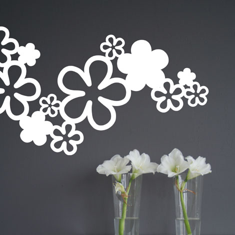 Interieurstickers Flower