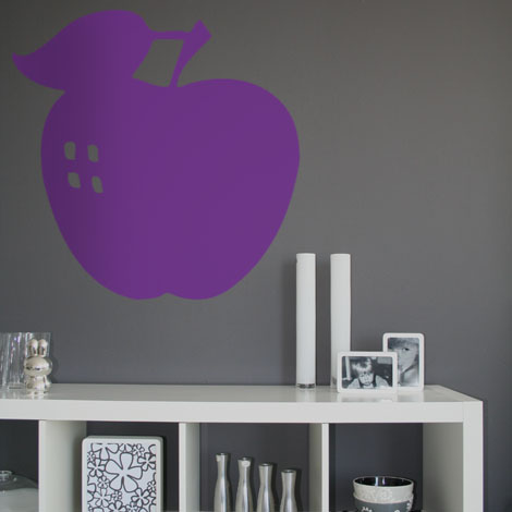 Interieurstickers Apple