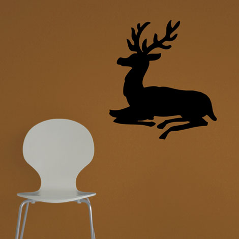 Interieurstickers Deer