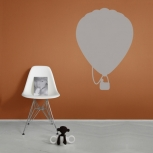 Hot air balloon detail-adbeelding 2