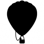 Hot air balloon detail-adbeelding 4